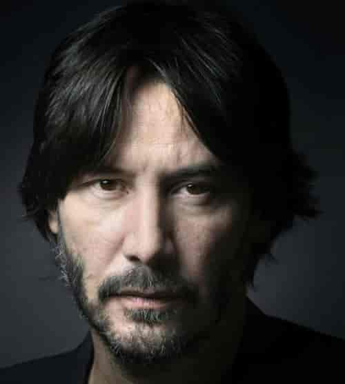 JOHN WICK KEANU REEVES SHORT HAIRCUT