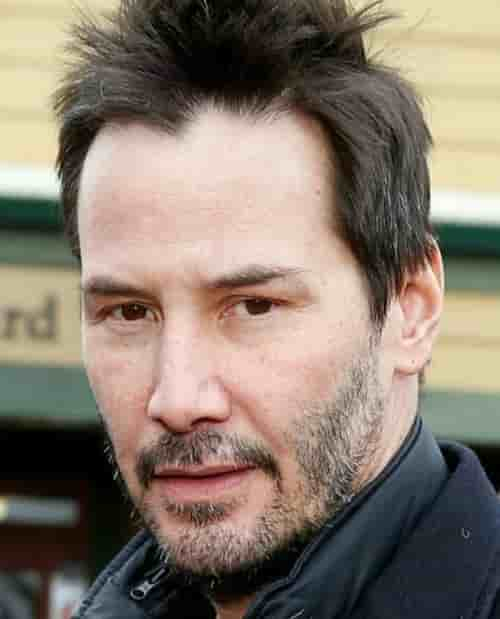 KEANU REEVES HAIRCUT 2016