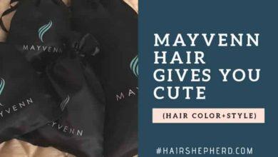 Mayvenn hair hairstyles