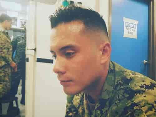 APPROVED MILITARY HIGH AND TIGHT HAIRCUT 2019