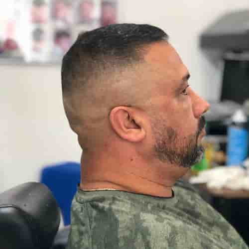 ARMY APPROVED HIGH AND TIGHT