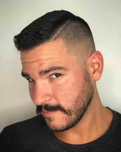 COMB OVER HIGH AND TIGHT WITH PATH