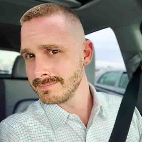 MILITARY STYLE HIGH AND TIGHT