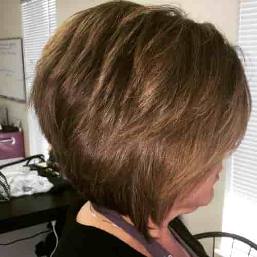 OLDER WOMEN HAIRCUT