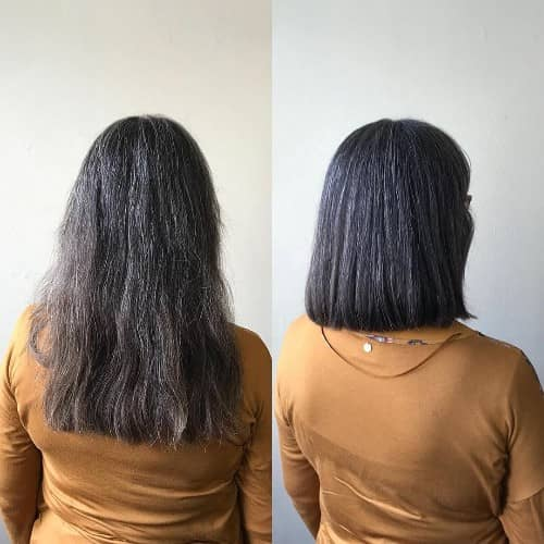 PERSIA SHOULDER LENGTH HAIRCUT