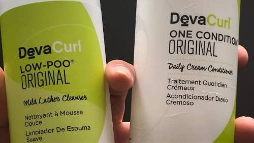 Deva Curl Low Poo