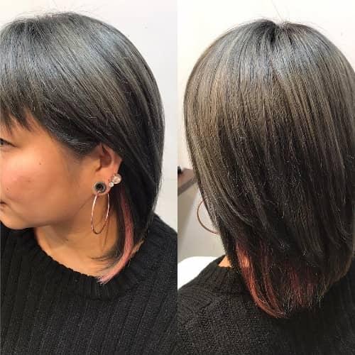 HIDDEN CLAYEY HAIR COLOR