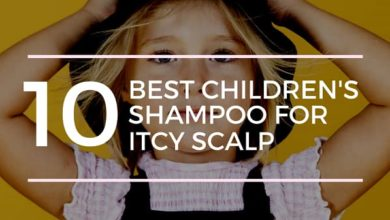 Best Children's shampoo for Itchy Scalp