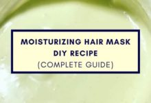 Moisturizing Hair Mask