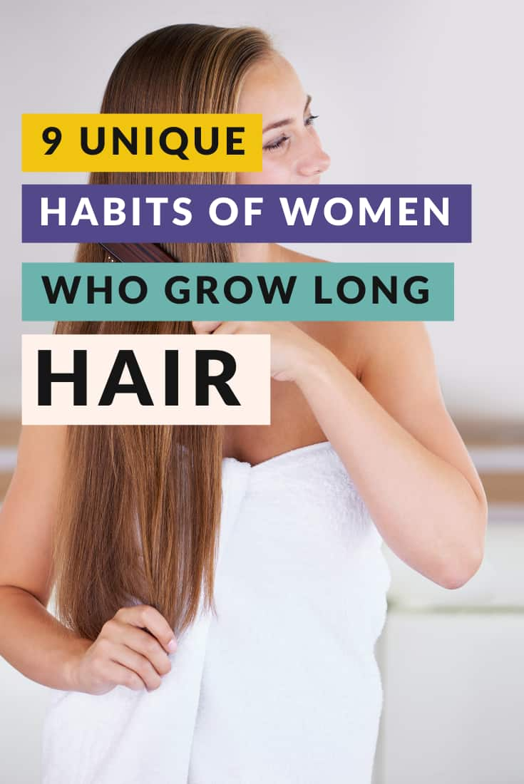 grow long natural hair fast