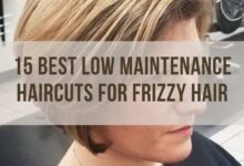 Best Low maintenance haircuts