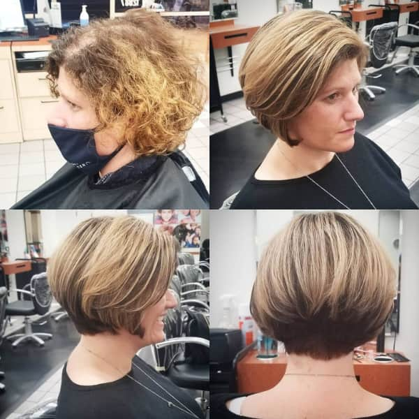 Special Bob Haircut