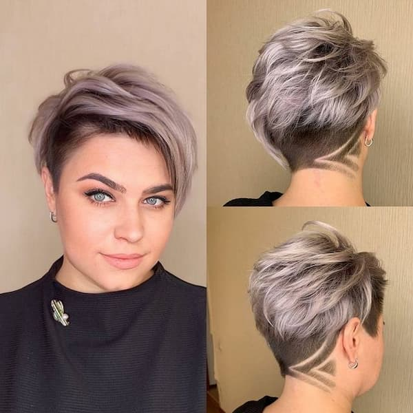 Stylish Low Cut + Design