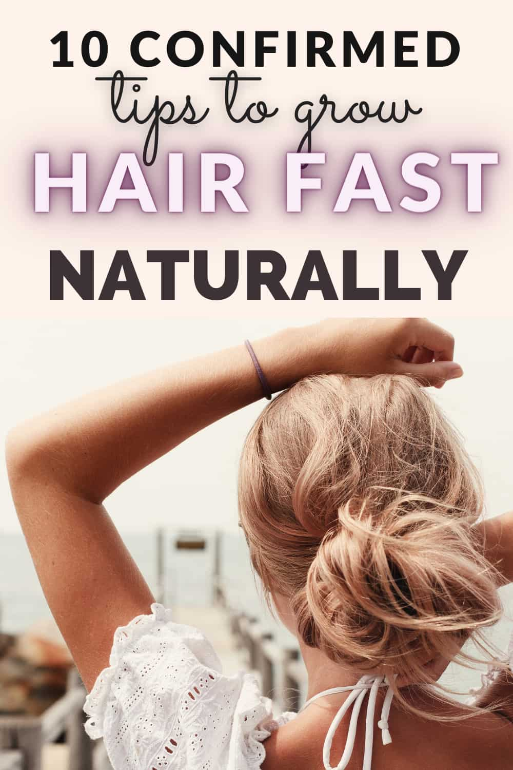 How to Make Your Hair Grow Faster and Thicker