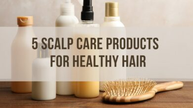 top scalp care products