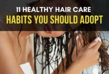 HAIR CARE HABITS