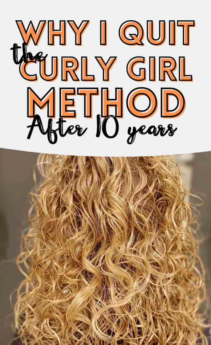 I Quit the Curly Method after 10 Years
