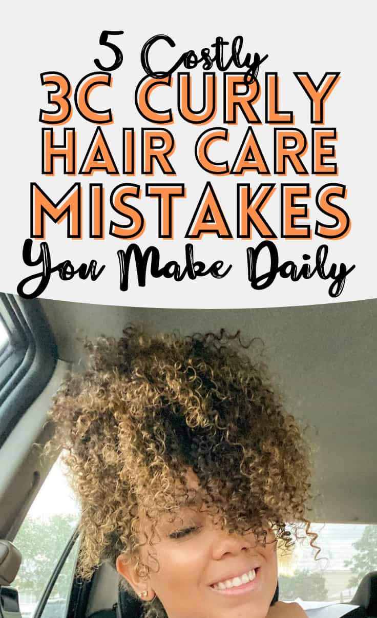 3C CURLY HAIR CARE