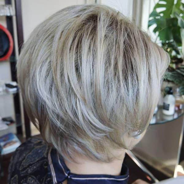 Fine Bob Haircut