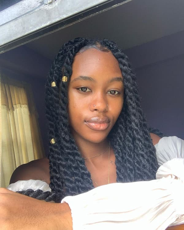 Marley Twists Hairstyle