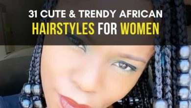 TRENDY AFRICAN HAIRSTYLES FOR WOMEN