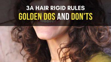 3A Hair Dos and Don'ts