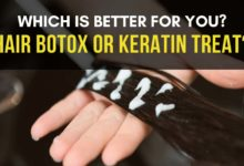 Hair Botox vs. Keratin Treatment