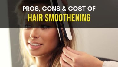 Hair Smoothening Pros and Cons