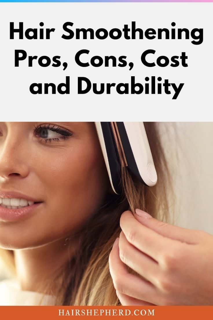 Hair Smoothening Cost