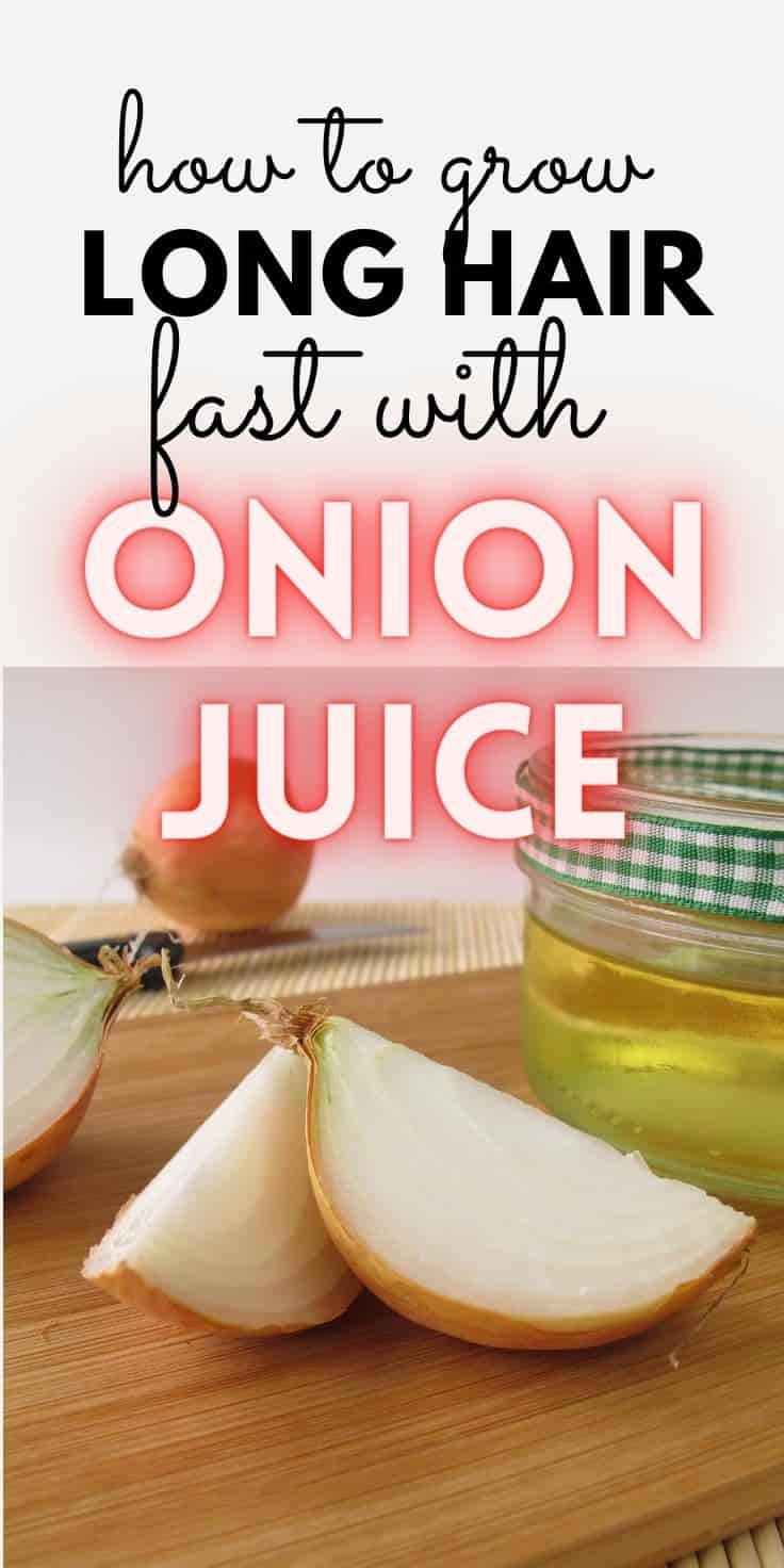 How to Use Onion Juice for Hair